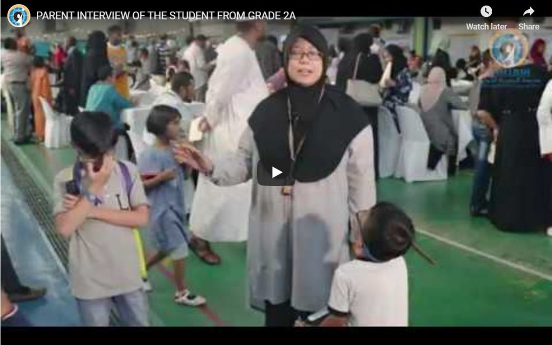 PARENT INTERVIEW OF THE STUDENT FROM GRADE 2A