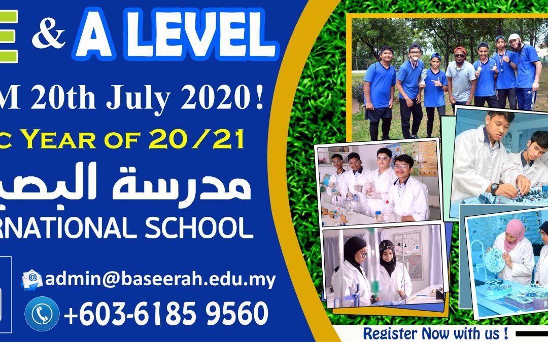 Top School in Malaysia