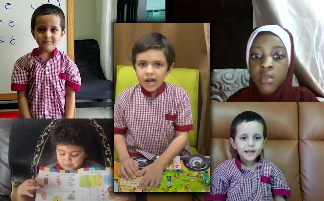 KG2 after 1st Semester ends…