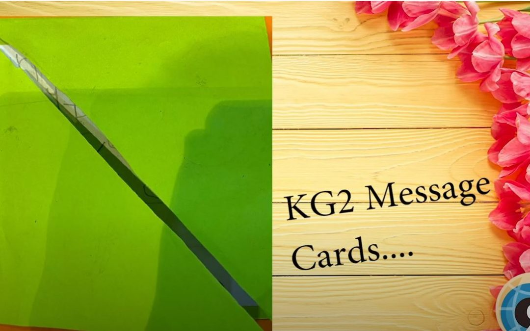 KG2 Message Cards