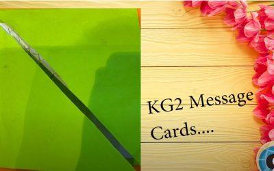 KG2 Message Cards