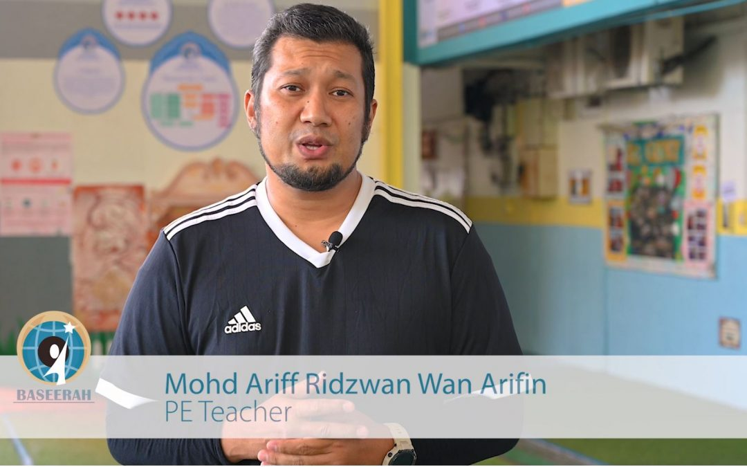 PE FOR ALL RANGE OF STUDENTS !